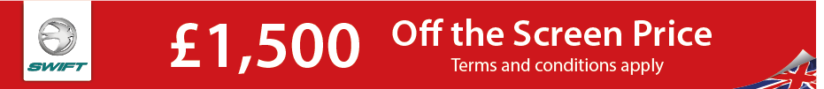 Save £1,500 on Swift Kon-Tiki Sport