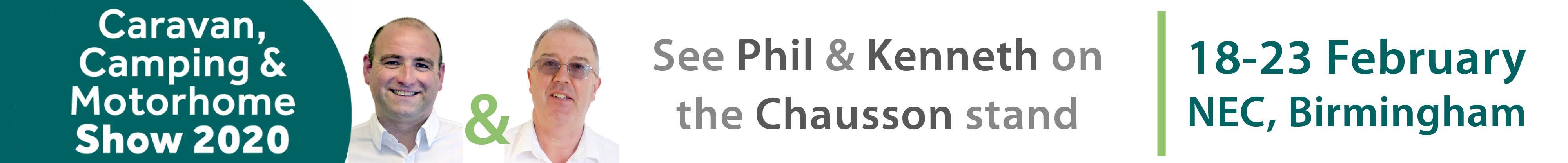 NEC Feb 2020 - Chausson
