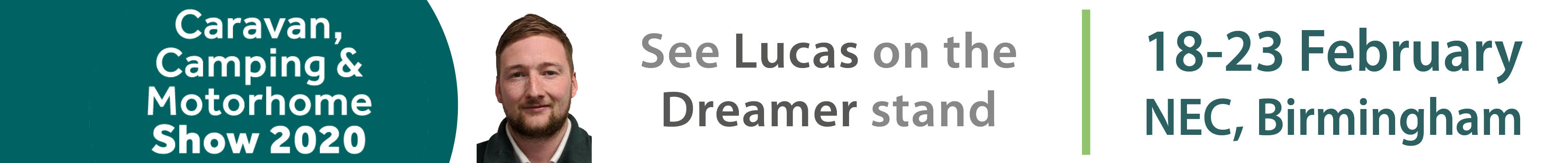 NEC Feb 2020 - Dreamer