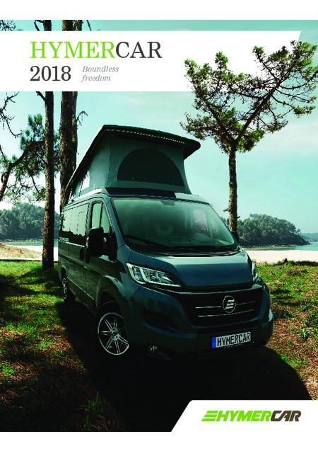 2018 HymerCar Motorhomes