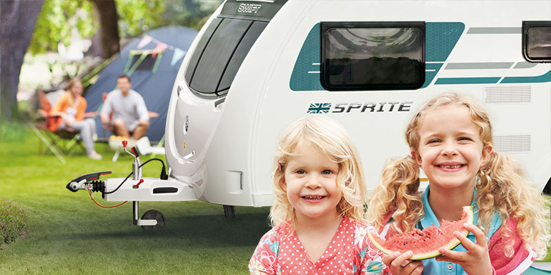 2018 Swift Sprite Caravans