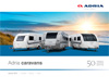 2015 Adria Caravans