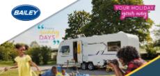 Bailey Caravans 2019
