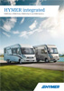 2015 Hymer Integrated Motorhomes
