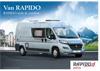 2015 Rapido Vans