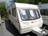 1993 Bailey Senator 4000 Used Caravan