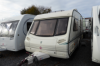 2001 Abbey GTS Vogue 215 Used Caravan