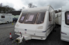 2001 Sterling Belvoir 460 Used Caravan