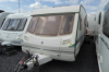 2002 Abbey GTS Vogue 418 Used Caravan