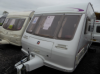 2002 Fleetwood Colchester 450/2 Used Caravan