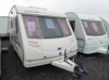 2002 Sterling Eccles Topaz Used Caravan