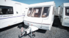 2002 Swift Charisma 550 Used Caravan