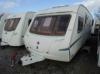 2006 Abbey Spectrum 540 Used Caravan