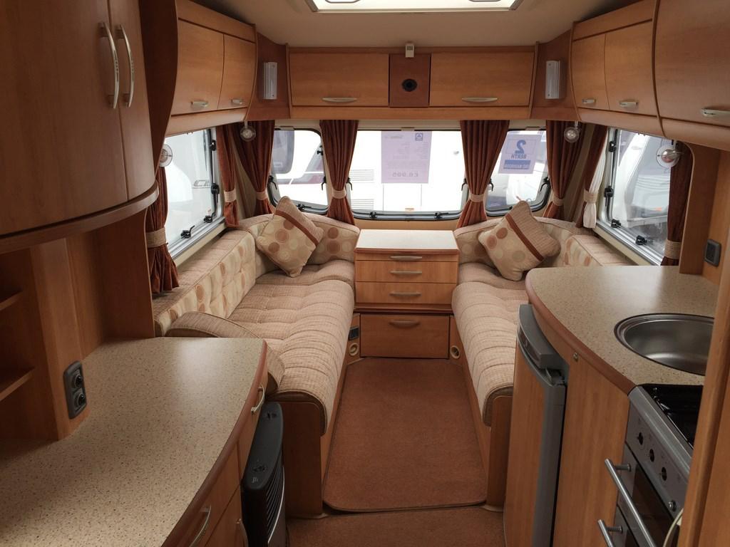 New 2007 Ace Award Brightstar | Used Carvans | Highbridge Caravan Centre Ltd.