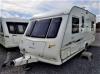 2007 Compass Omega 484 Used Caravan