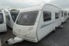 2008 Sterling Europa 540 Used Caravan