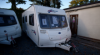 2008 Bailey Pageant Bordeaux Used Caravan