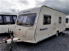 2008 Bailey Ranger 550/6 Used Caravan