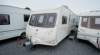 2008 Bailey Senator Wyoming Used Caravan