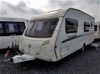 2008 Swift Coastline 570 Used Caravan