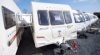 2011 Bailey Unicorn Madrid Used Caravan