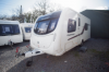 2011 Swift Challenger 570 Used Caravan