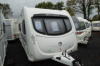 2011 Swift Challenger 580 Used Caravan