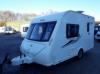 2012 ELDDIS AVANTE FUSION 372 Used Caravan