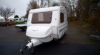 2012 Freedom Sunseeker Used Caravan