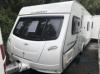 2012 Lunar Clubman SB Used Caravan