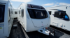2012 Swift Coastline 514 SE Used Caravan
