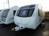 2012 Swift Coastline 584 Used Caravan