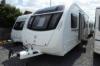2012 Swift Coastline Classic 544 Used Caravan