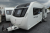 2013 Sterling Eccles Sport 586 SR Used Caravan