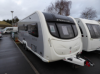 2013 Sterling Elite Searcher Used Caravan