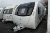 2013 Swift Challenger 590 SE Used Caravan