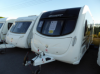 2014 Swift Conqueror 530 Used Caravan