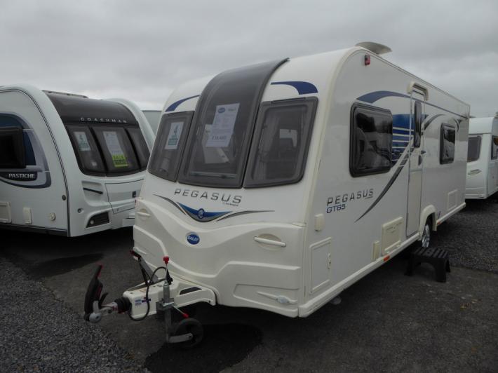 2014 bailey pegasus gt65 verona used carvans. Black Bedroom Furniture Sets. Home Design Ideas