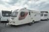 2014 Bailey Unicorn Vigo Used Caravan