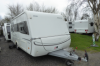 2014 Hymer Nova Luxusline 541 Used Caravan