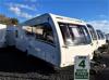 2014 Lunar Clubman Saros SE Used Caravan