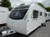2014 Sprite Coastline M6TD Used Caravan