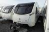 2014 Sterling Continental 580 Used Caravan