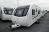 2014 Swift Challenger 570 Used Caravan