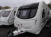 2014 Swift Conqueror 630 Used Caravan