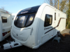 2014 Swift Conqueror 645 Used Caravan