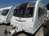 2015 Bailey Unicorn Barcelona Used Caravan
