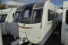 2015 Bailey Unicorn III Cadiz Used Caravan