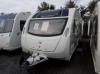 2015 Sprite Quattro EW  SR Used Caravan
