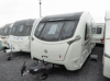 2015 Swift Elegance 580 Used Caravan